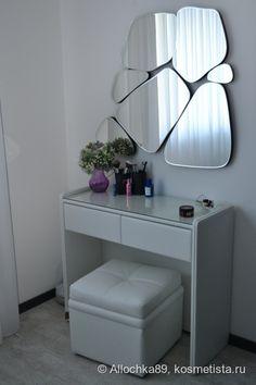 Мой новый туалетный столик или минимализм во всем — Отзывы о косметике — Косметиста