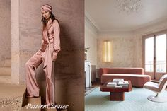 FW21/22 Color Inspiration: PINK RHODONITE