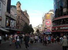 caos cittadino London