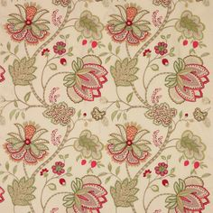 Baptista Silk Fabric - Colefax and Fowler