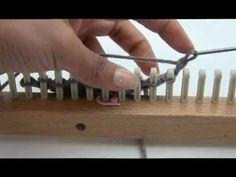 Loom Knit: Headband Project Part 1