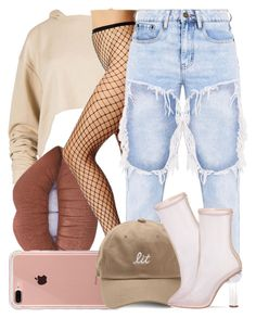 """""""3 21 17"""" by miizz-starburst ❤ liked on Polyvore featuring Lime Crime and Belkin"""