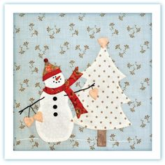 I truly hope not ~ at least in the physical realm of icy flakes! However, if you like to work ahead for next winter's gift giving and you haven't downloaded this free Quilt Pattern from Bunny Hill Designs here's the link. There's all sorts of exciting things happening in [...]