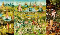 BoshGarden,Hieronymus_Bosch_Garden_of_Earthly .Descripción Hieronymus Bosch Garden of .Hieronymus Bosch Garden of Earthly . Renaissance Kunst, Garden Of Earthly Delights, Kunst Poster, Poster Prints, Art Prints, Posters Uk, Poster Poster, Canvas Prints, Dutch Painters