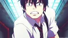 Rin's so cute when he's mad