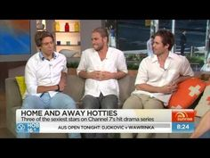 The boys of Home and Away - YouTube