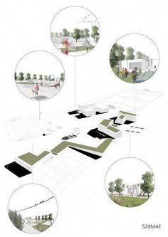 {Have a peek at this web-site speaking about - Bildungsarchitektur Architecture Site, Site Analysis Architecture, Architecture Concept Diagram, Architecture Presentation Board, Architecture Collage, Landscape Architecture Design, Architecture Graphics, Presentation Design, Presentation Boards
