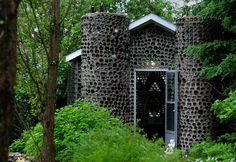 bottle houses - Google Search