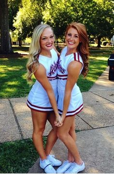 College Cheerleading Love
