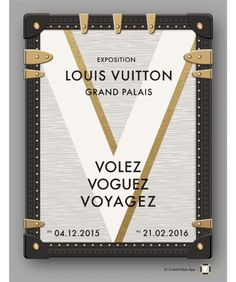Louis Vuitton exhibit in Paris explores fashion house's history #louisvuitton #fashionhouse #lvbags