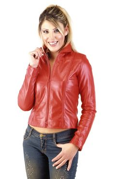 Leather Fashion, Leather Outfits, Red Leather, Lederhosen, Bad Habits, World Best Photos, Classy Outfits, Mantel, Hot Girls