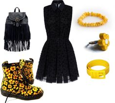 """""""Sunshine and Daisies!"""" by purplesmoothiee on Polyvore"""