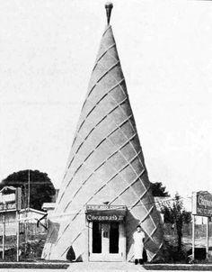 1930s Ice Cream Parlor, Los Angeles