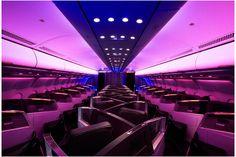 Virgin unveils new Upper Class suite
