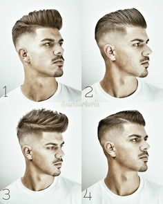 AM|Academy 2017 Professional Barber and Hairdresser ▪Rotterdam ▪Barcelona (@Lapeludeljose) ▪Málaga BUSINESS > CONTACT