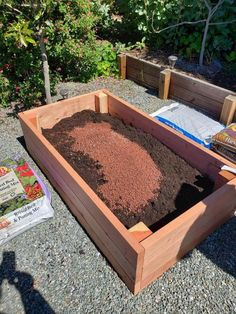 How to Fill a Raised Garden Bed: Build the Perfect Organic Soil - - Learn how to fill your garden beds and create an ideal organic living raised bed soil that plants love, with tips on compost, worms, & natural amendments. Organic Soil, Organic Gardening, Organic Nutrients, Organic Fruit, Organic Herbs, Organic Farming, Raised Vegetable Gardens, Vegetable Gardening, Raised Gardens