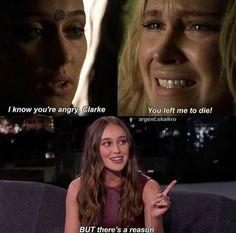 Haha I love Alycia