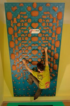 Atomik Climbing Holds Customer pictures for climbing holds and climbing walls including indoor climbing walls for kids. Indoor Climbing Gym, Indoor Climbing Wall, Indoor Gym, Rock Climbing Training, Rock Climbing Workout, Sport Climbing, Bouldering Wall, Diy Home Gym, Climbing Holds