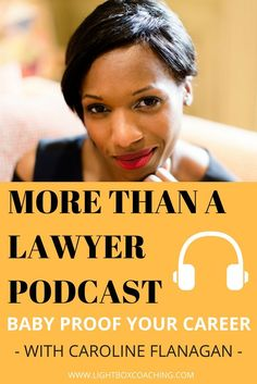 Are you a lawyer mom? In the 'More Than A Lawyer' Podcast, Caroline Flanagan shares all her tips on how to 'Baby Proof Your Career'. You will find great tips for returning to work after baby. Check out the podcast here >>> Women Lawyer, Working Mums, Return To Work, Professional Women, Career Advice, Helping Others, How To Introduce Yourself, Coaching, Maternity
