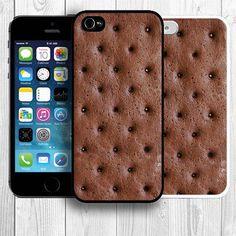 Etsy's Ice Cream Sandwich iPhone Case Celebrates Indulgent Snacking #phonecases trendhunter.com