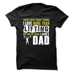 Lifting Dad T Shirts, Hoodies. Check price ==► https://www.sunfrog.com/LifeStyle/Limited-Edition--Lifting-Dad.html?41382 $22