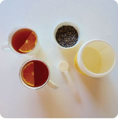 If you are ever in need of a calming tea, this three-ingredient fragrant brew will absolutely do the job.   #SparkleInspiration #herbaltealove #lavendertea #citruspower #drinkablebeauty #collagenpeptides #rest&relax #unwindwithtea