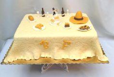 svadobný stôl podľa oznamka , svadobné torty | Tortyodmamy.sk