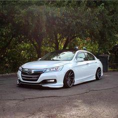 Custom 2016 Honda Accord Sport >> Honda Accord Custom Wheels Spicestudios Luxury Living Honda