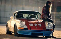 Urban Outlaw. Magnus Walker. The Porsche Man