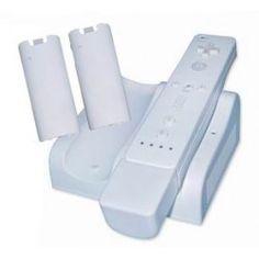 Cargador Induccion Wii Doble