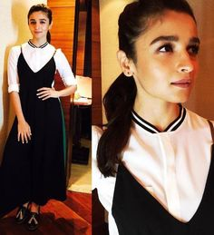 Alia Bhatt looks lovely at a promotional event in the capital city