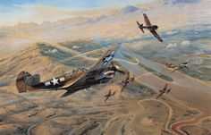 Fighting Tigers by Robert Taylor  On August 5, 1944, following a successful attack on Japanese forces just north of Changsha, P-40 Warhawks ...