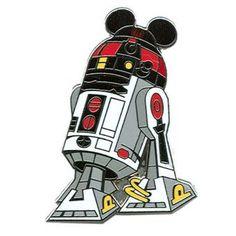 Your WDW Store - Disney Star Wars Pin - R2-MK