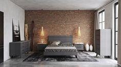 Modloft Amsterdam Queen Bed