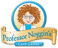 Professor Noggins - Great card games on a variety of topics - Social Studies & Science List Of Card Games, Card Games For Kids, Educational Games, Learning Games, Learning Tools, The Game Is Over, Christmas Stocking Stuffers, Love Games, Teaching History