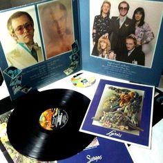 Elton John Vinyl LP Captain Fantastic Brown Dirt Cowboy MCA 2142 VG+ Pop Rock #PopRock