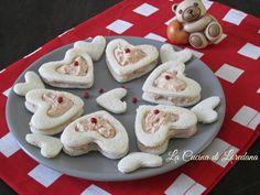 Antipasti per Capodanno - Tante semplici e sfiziose idee Valentines Food, Valentine Day Gifts, Pasta, Antipasto, Finger Foods, Food Art, Food And Drink, Menu, Breakfast