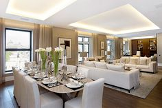 Hot homes: London's ultimate penthouses | Homes & Property