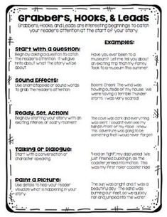 great attention grabbers for essays