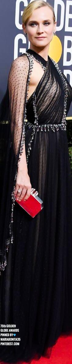 75th Golden Globe Awards  Diane Kruger