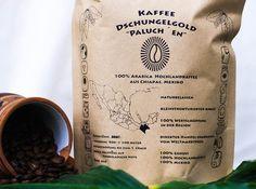 """Kaffee Dschungelgold """"Paluch'en"""" Arabica, Hands, Kaffee"""