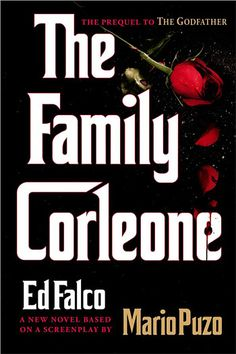 The Family Corleone: Prequel to The Godfather...great back story of Sunny  Tom before Michael gained power