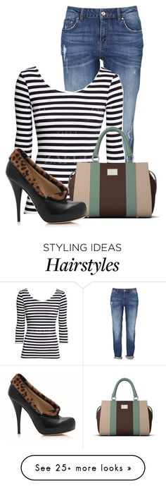 """""""Untitled #11837"""" by nanette-253 on Polyvore featuring Fendi"""
