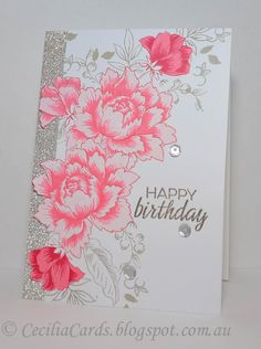Cecilia's Cards: August Inspiration