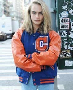 The Dreamer LDN — Cara Delevingne for 'The Vintage Twin' Store. Cara Delevingne, Travel Hairstyles, British Fashion Awards, Mood Images, English Fashion, Outfit Goals, British Style, Girl Crushes, Naturaleza