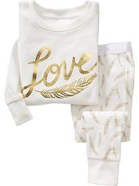 Baby Girl Clothes: Sleepwear   Old Navy