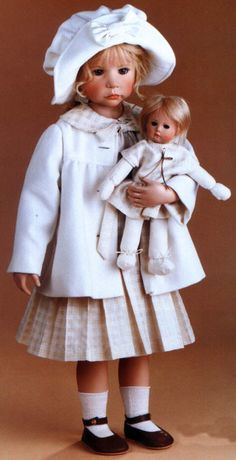 Hildegard Gunzel Sara-Richel doll for 2001