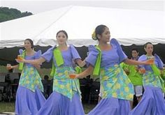 Dancers with the Philippine American Performing Arts of Greater Pittsburgh perform at an American Cancer Society Relay for Life event in July in Cranberry.