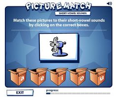 Little Minds at Work: Short Vowels {and a freebie}