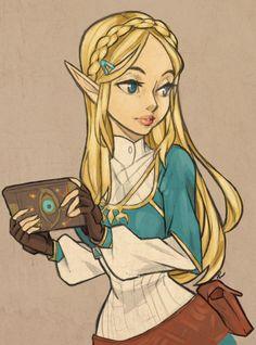 Zelda Botw2 by Minty-Lint.deviantart.com on @DeviantArt